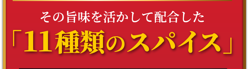 京のカレーうどんを全国に、そして世界に届けたい!こだわり抜いた味の秘訣は、「京のだし」, その旨味を活かして配合した「11種類のスパイス」