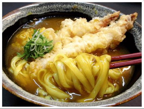 天ぷらトッピング